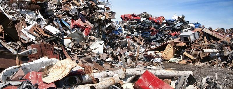 scrap metal recycling