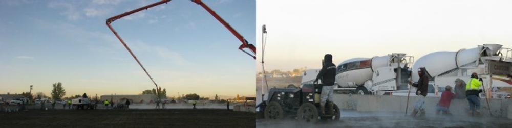 Messerly Concrete LLC | Commercial Concrete Contractors