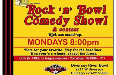 Diversey River Bowl - Chicago, IL