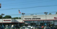 Toyota Universe - Little Falls, NJ