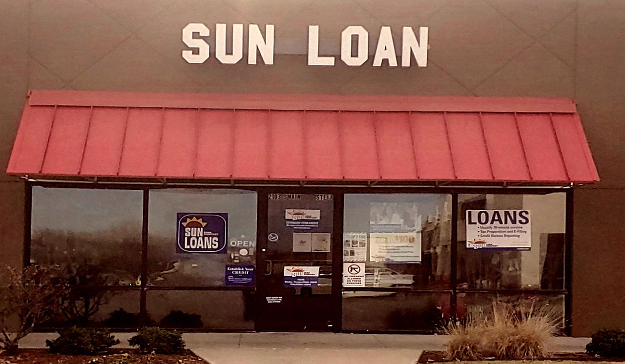 Sun Loan Company 2103 S Main St Ste J Elk City Ok 73644 Yp Com