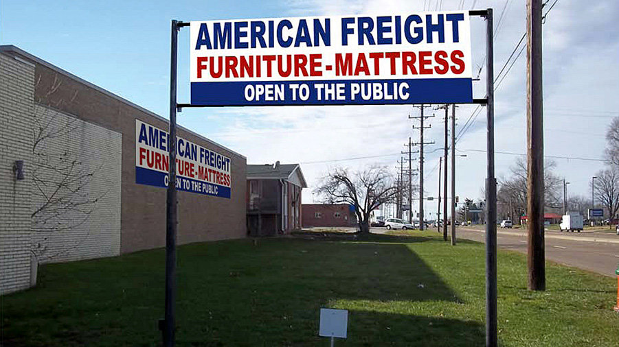 American Freight Furniture And Mattress 1291 E Pershing Rd, Decatur, IL  62526   YP.com