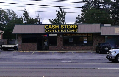 Cash Store - Carthage, TX