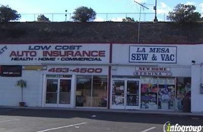La Mesa Sew Amp Vac 5346 Jackson Dr La Mesa Ca 91942 Yp Com