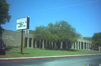 St Matthew Catholic School - San Antonio, TX