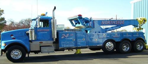 big tow truck