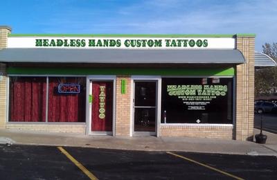 ad9d30b6c Headless Hands Custom Tattoos 5913 Dearborn St, Mission, KS 66202 ...