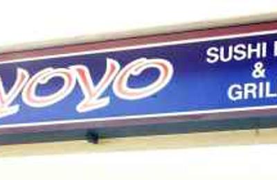 Yo Yo Sushi Bar & Grille - yoyosushi.com, CA