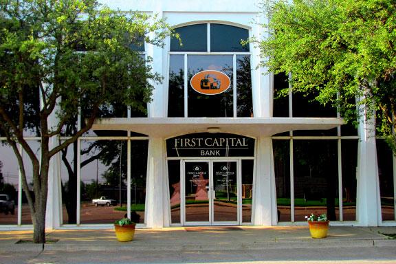 First Capital Bank 5030 Stone Lake Dr Wichita Falls Tx