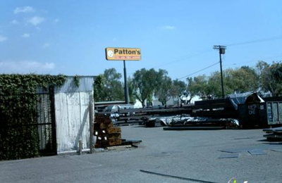 Patton's Steel Supply - Ontario, CA