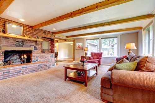 Is a gas or wood-burning fireplace best for your home?