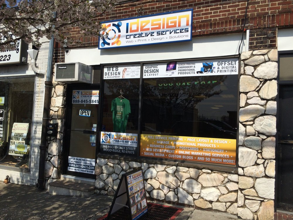 Idesign creative services 265 hackensack st wood ridge nj 07075 idesign creative services 265 hackensack st wood ridge nj 07075 yp reheart Gallery