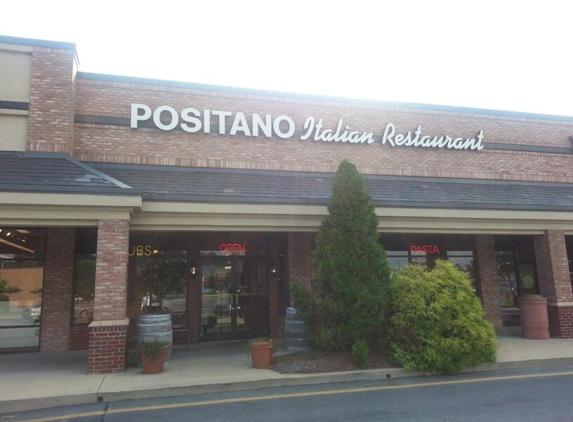 Positano Italian Family Restaurant & Pizzeria - Greensboro, NC