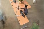 Highest rated standing desks since 2010 http://www.MultiTable.com