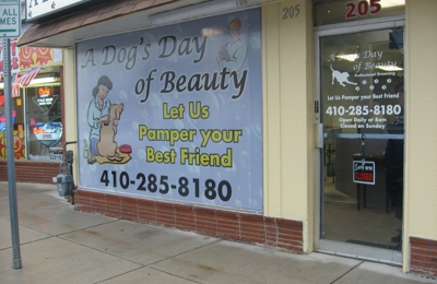 A Dog's Day Of Beauty - Dundalk, MD
