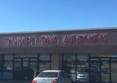 Tinker Tags - Oklahoma City, OK