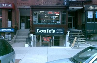 Louie's Hair Cuts - Boston, MA