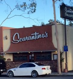 Scarantino's Italian Inn - Glendale, CA. Scarantino's at Glendale