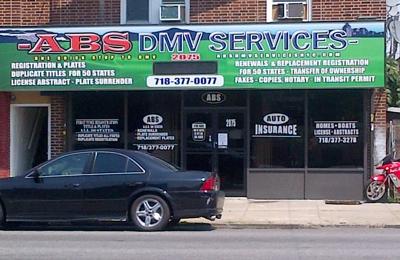 ABS DMV Services - Brooklyn, NY