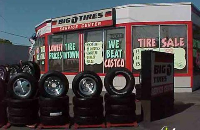 Big O Tires & Service Centers - Fairfield - N. Texas St. - Fairfield, CA