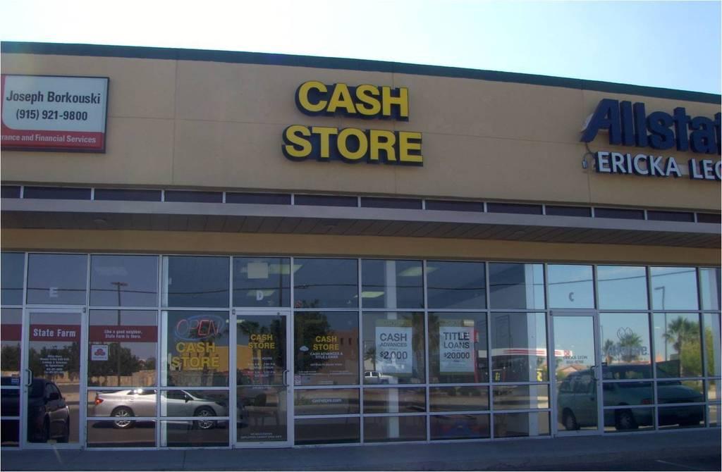 Loans With Bad Credit In El Paso