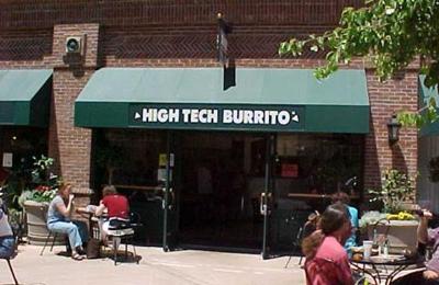 High Tech Burrito - Pleasanton, CA