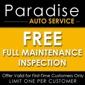 Paradise Auto Service - Swampscott, MA
