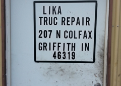 Lika Truck Repair - Griffith, IN