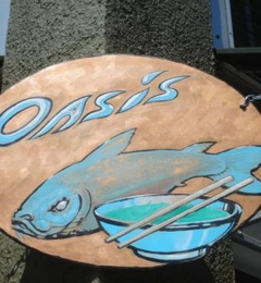 Oasis Vegetarian Cafe - Riverside, CA
