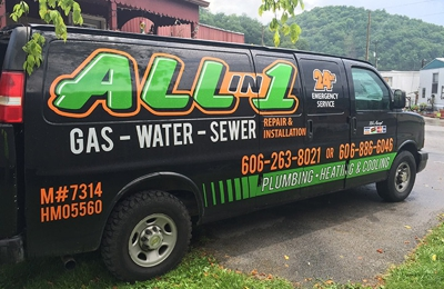 All In One Plumbing, Heating, Cooling & Contracting - Prestonsburg, KY