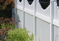 Mid-State Fence - Apopka, FL. Vinyl Fences by Mid-State Fence