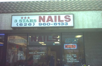 Three Star Nail 2122 W Francisquito Ave Ste D West Covina Ca 91790 Yp Com