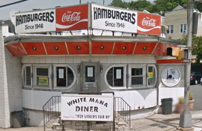 White Mana Diner - Jersey City, NJ