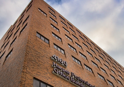 DMC Specialty Services ENT Harper Professional Building 4160