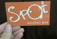 Spot Dessert Bar - New York, NY