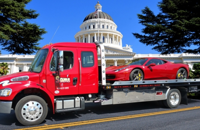 Sam's Towing & Transport Inc. - Rancho Cordova, CA