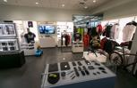 Driver Selection store inside Gaudin Porsche of Las Vegas
