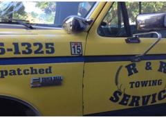 R & R Auto Repair and Towing Services - El Cerrito, CA