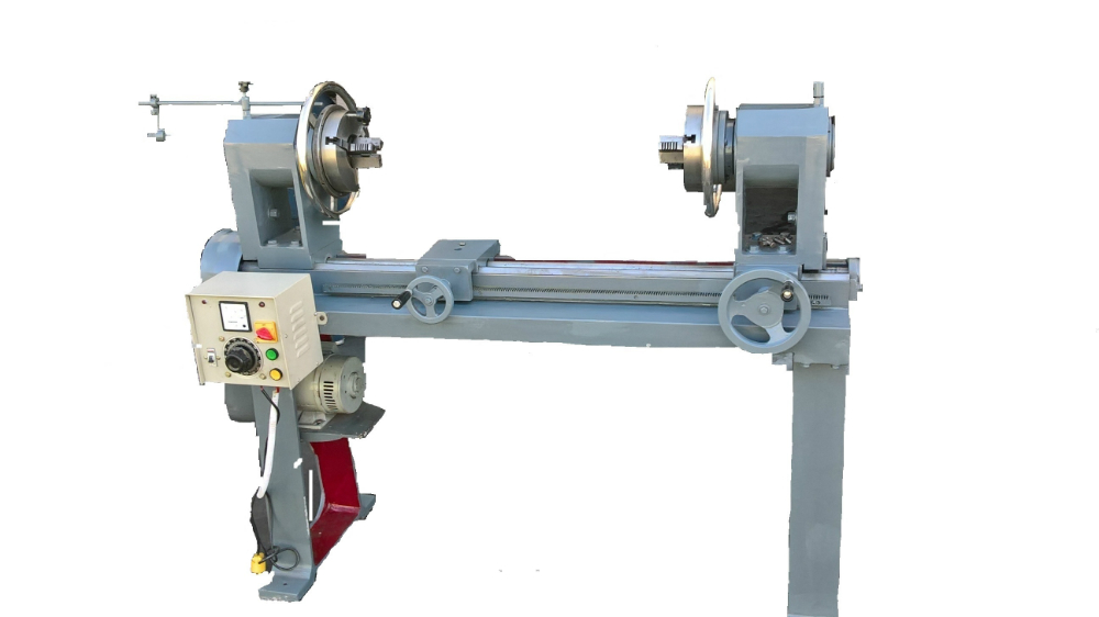 Floor Model Glass Lathe