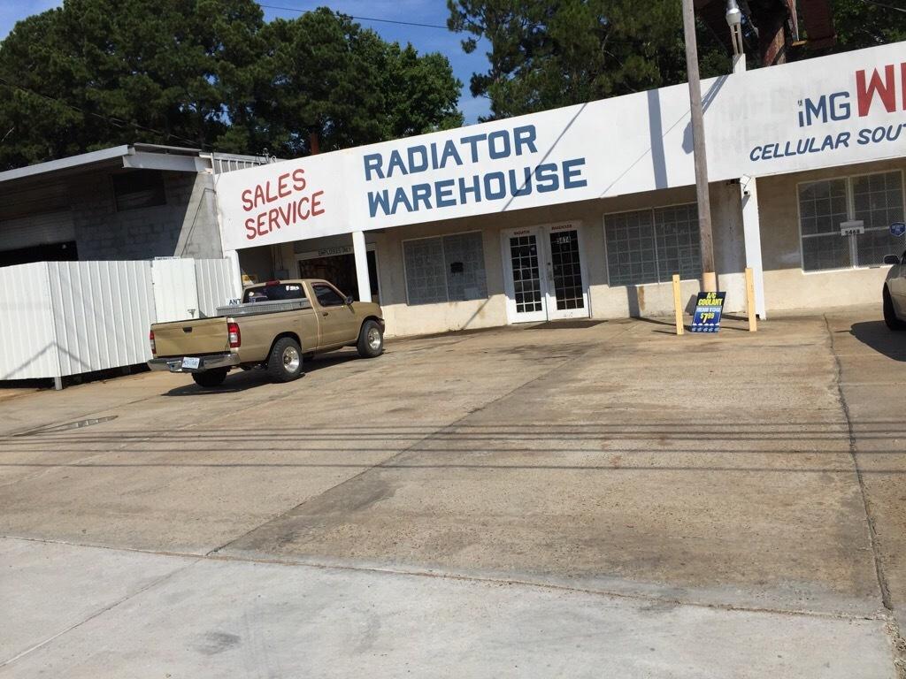 Radiator Warehouse 5474 N State St Jackson Ms 39206 Yp Com