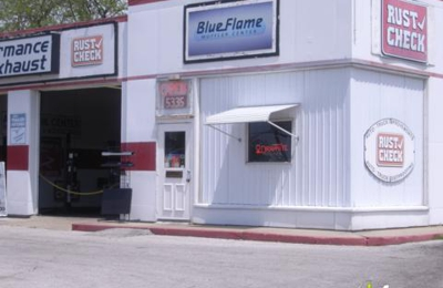 Blue Flame Mufflers - Indianapolis, IN