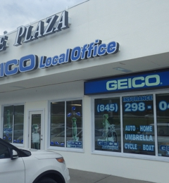 Geico Insurance Agent 1315 Route 9 Wappingers Falls Ny 12590 Yp Com