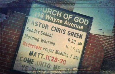 Wayne Avenue Church Of God - Columbus, OH