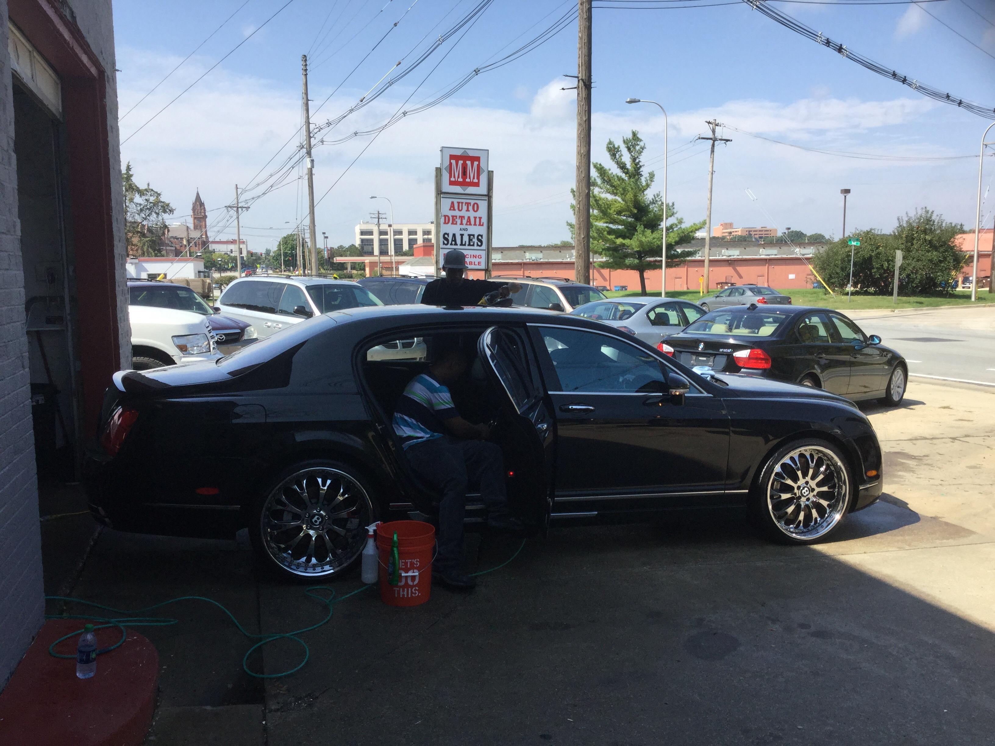 Carmart Champaign Il >> M M Auto Detail Sales 509 E Main St Urbana Il 61802