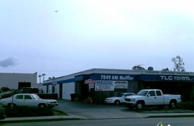 American Muffler - San Diego, CA