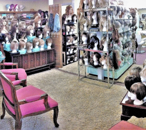Ginny's Wigs/Plus - Gastonia, NC. These are just a few of over 800+ wigs in stock