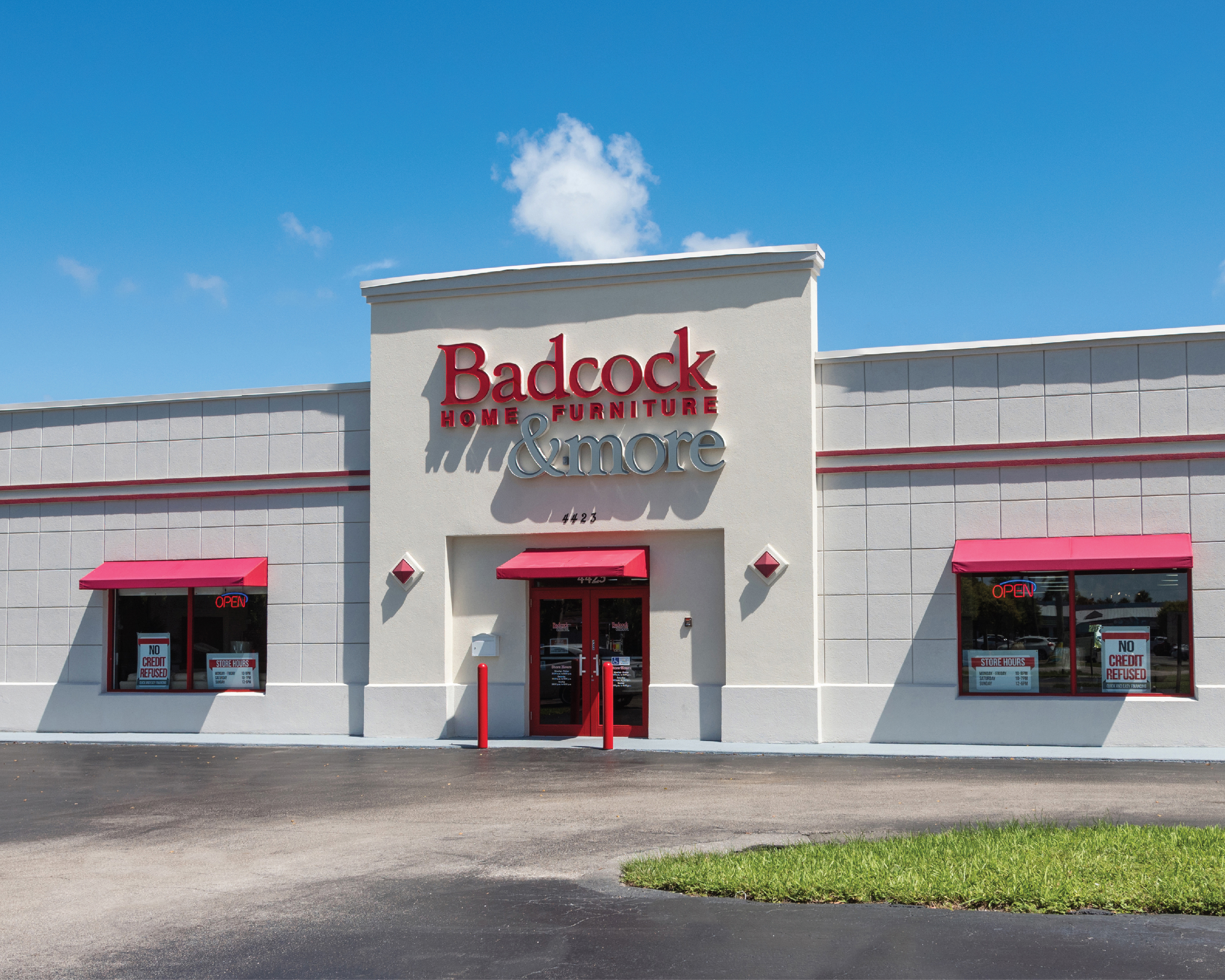 Badcock Home Furniture More Of South Florida 4423 Cherry Rd West Palm Beach Fl 33409