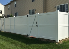 American Vinyl - Columbus, OH. Vinyl Fencing and Gate Installation