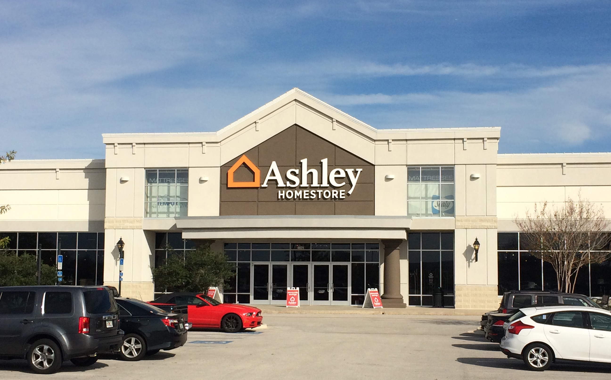 Ashley Homestore 4621 River City Dr Jacksonville Fl 32246