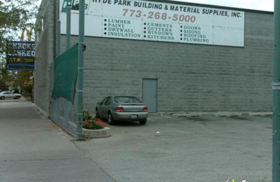 Hyde Park Building & Material Supplies - Chicago, IL